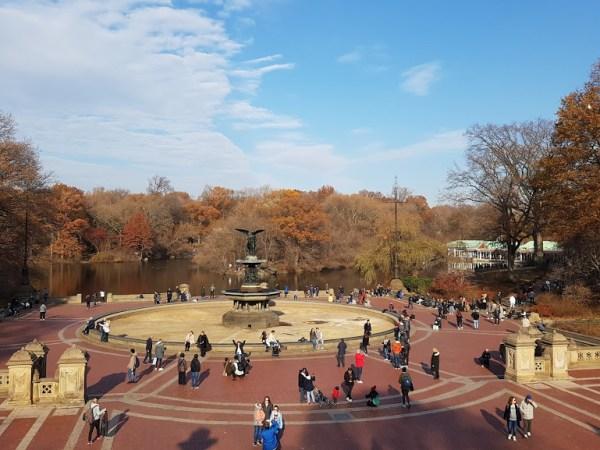 Bethesda Fountain New York