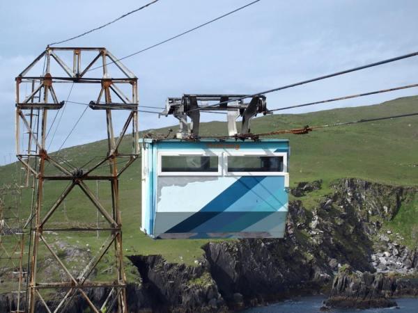 Kabelbaan Dursey Island