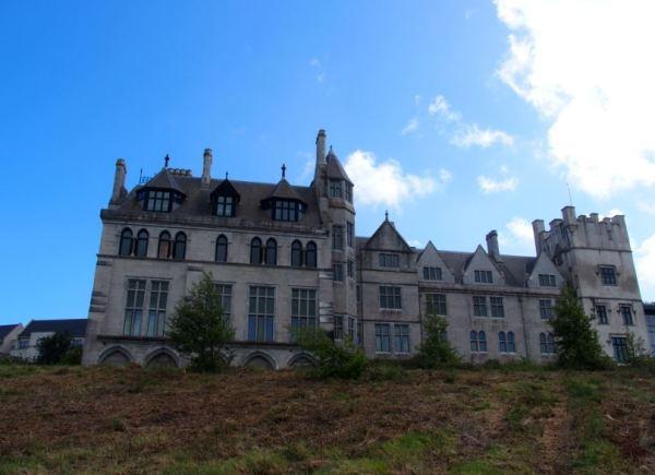 Puxley Castle