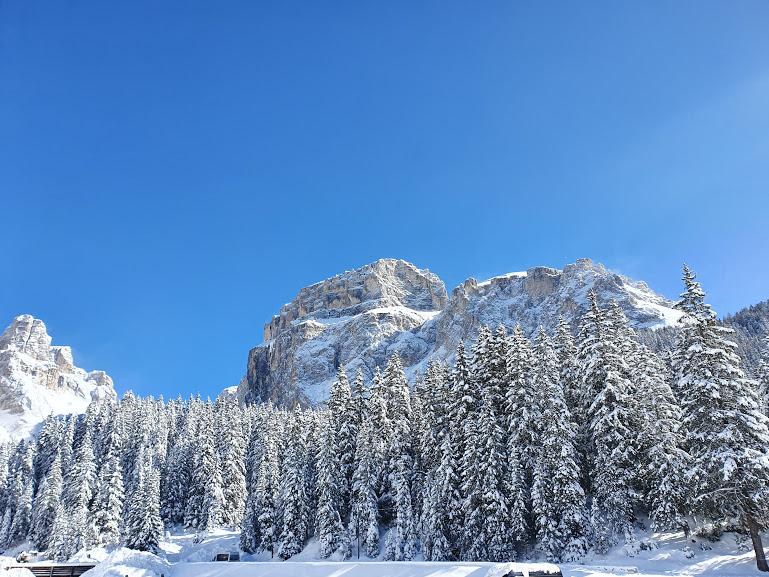 Arabba winter skitour
