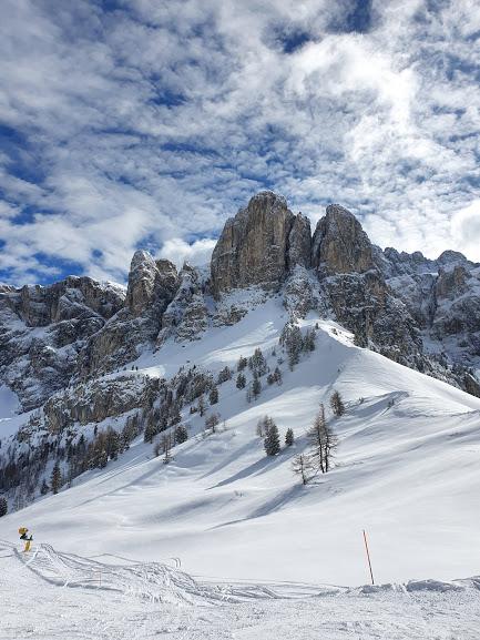 Skitour Dolomieten