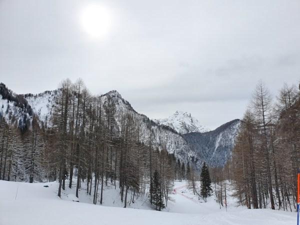 Marmolada skitour