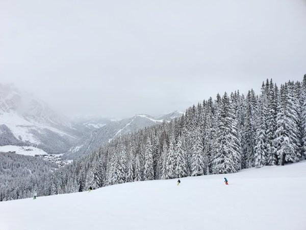 Skitour Santa Croce