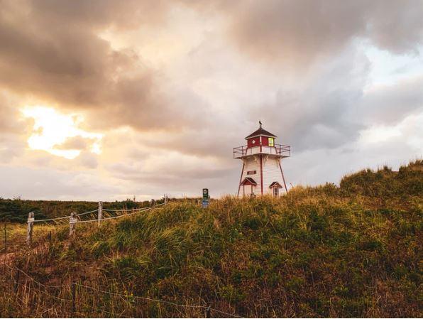 Prince Edward Island virtueel reizen