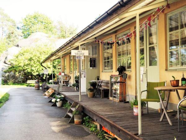 Fjäderholmarna Art Village