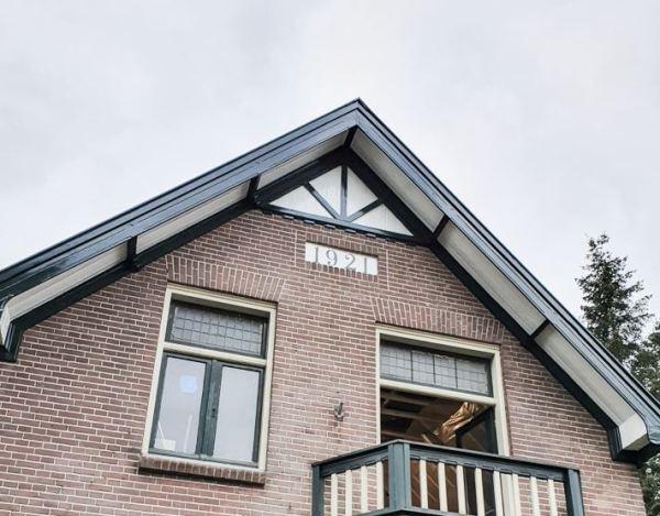 Verven Jaren '30 huis