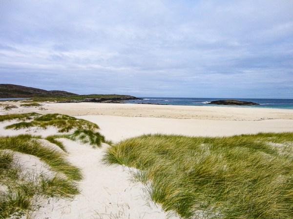 Outer Hebriden Schotland