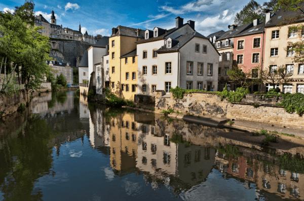 Luxemburg Stad Roadtrip