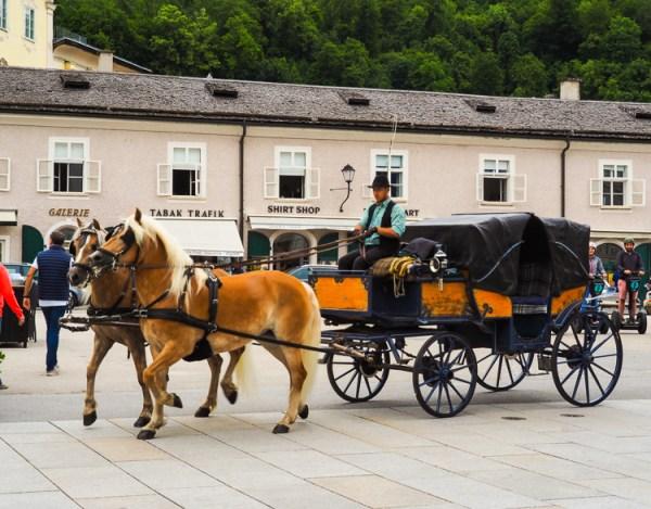 Koetsje Salzburg