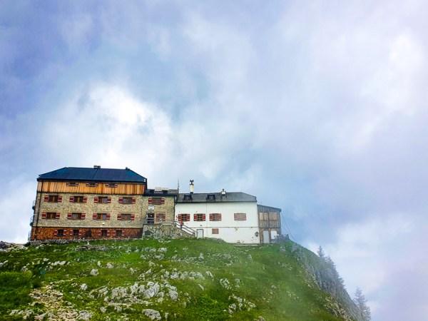 Watzmannhaus Berchtesgaden