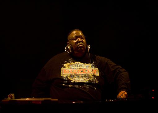 DJ Aaron Carl