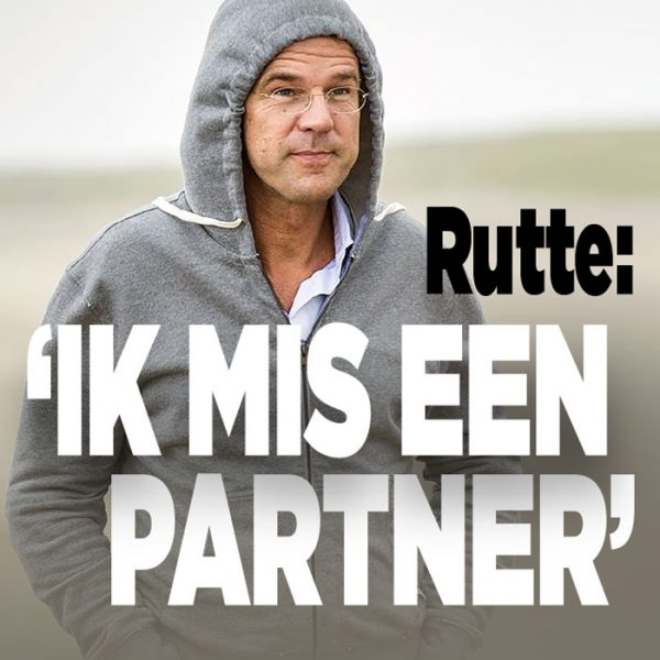 mark rutte mist een partner in zijn