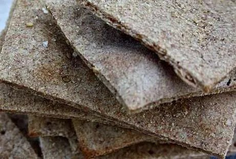 cracker integrali - di tutti i sapori