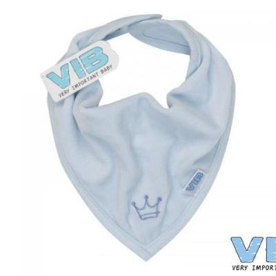 VIB bandana blauw