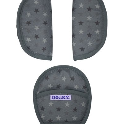 Dooky pads Grey stars