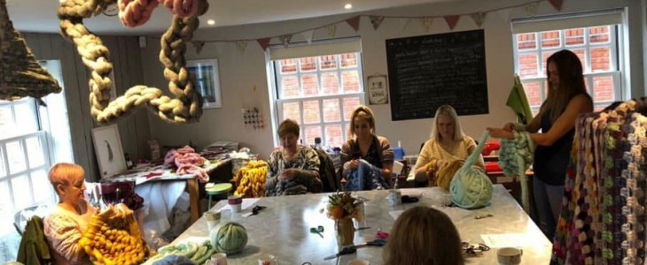 Craft Workshops near Chester