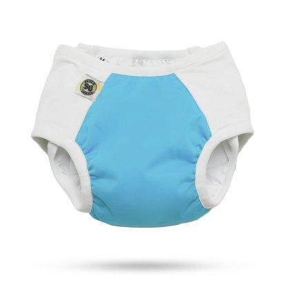 Potty Training Pants with Snaps - Aqua