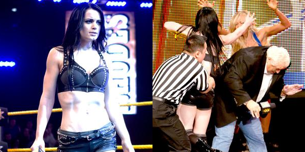 NXT Paige vs Summer