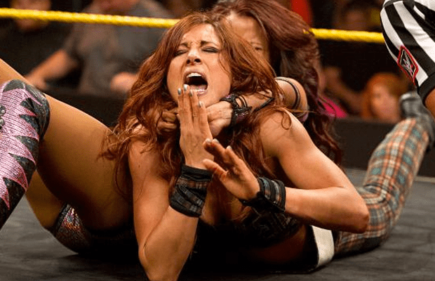 NXT Redux (October 9th, 2014): Becky Gets a Bank Statement