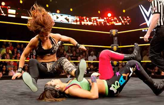NXT Redux (November 20th, 2014): Be(ck)st. At. Everything.