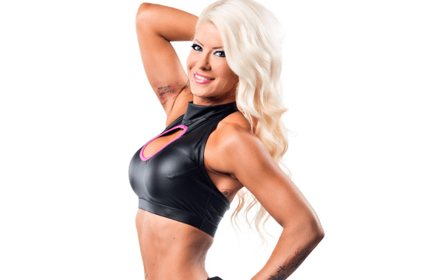 Davey richards dating angelina love vs madison 7