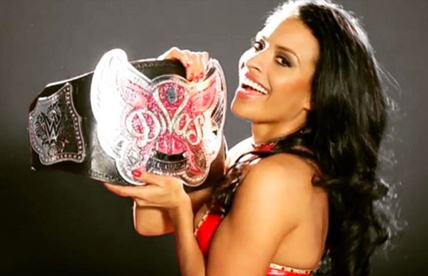 Post image of Рок пригласил в кино экс-рестлершу TNA