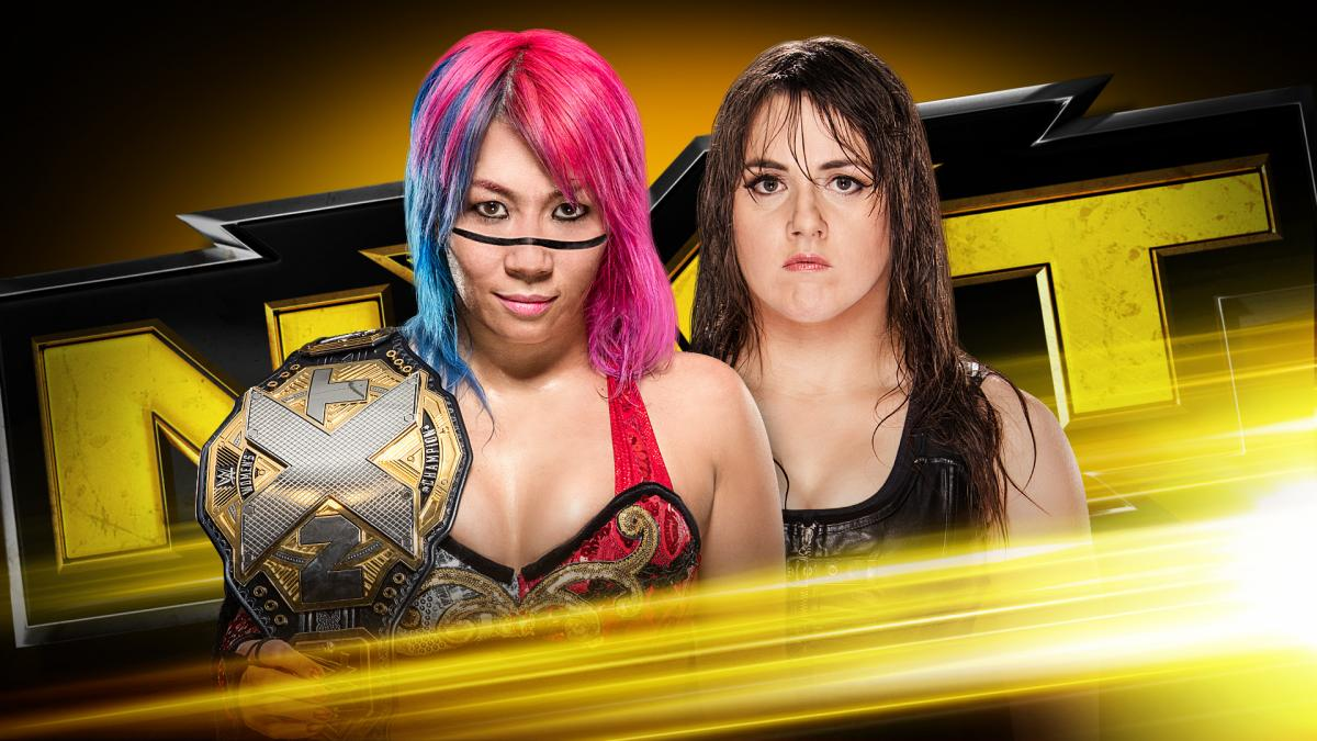 Image result for Nikki Cross vs. Asuka: Last Woman Standing – NXT
