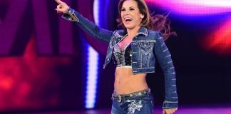 mickie james on raw