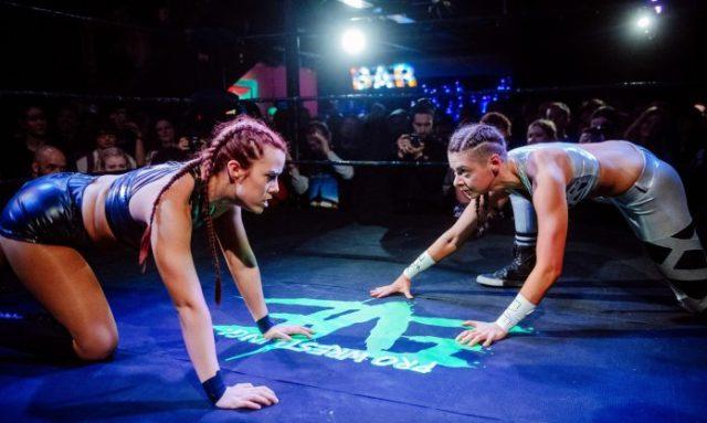 Pro Wrestling: EVE