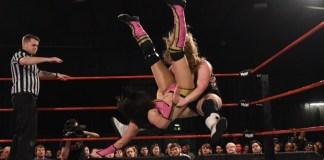 Viper vs Bea Priestley on WCPW Loaded