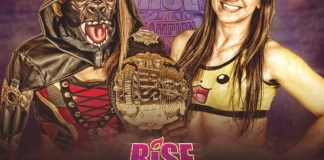 RISE LEGENDARY Wrestling Kylie Rae vs Champion Mercedes Martinez