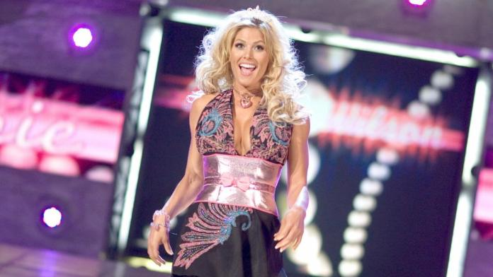 Torrie Wilson Women's Battle Royal