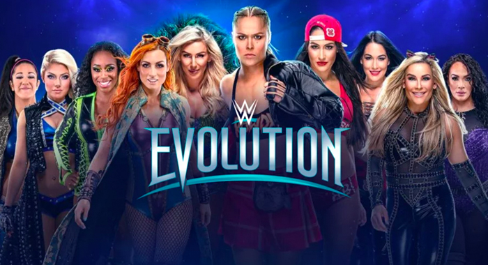 Will there be an Evolution 2 event this year?
