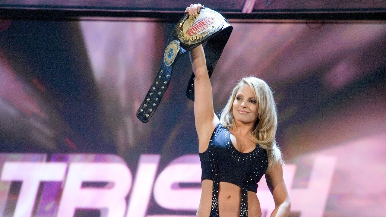 Trish Stratus rumored to face Charlotte Flair at SummerSlam