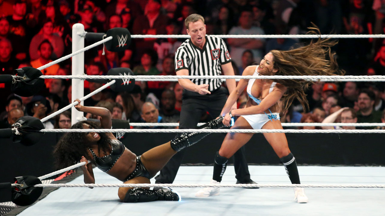 Top three matches in Extreme Rules history