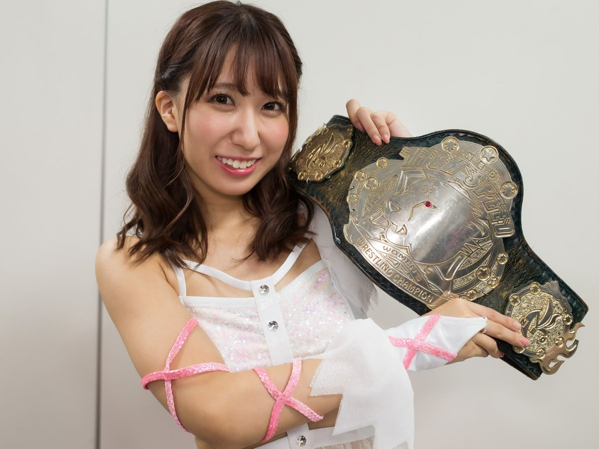 Riho to defend High Speed Championship in a three-way battle at Korakan Hall July 26