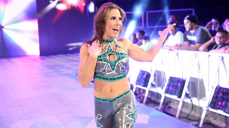 Mickie James pitched to WWE to have an all-female branded show and was told it will never happen
