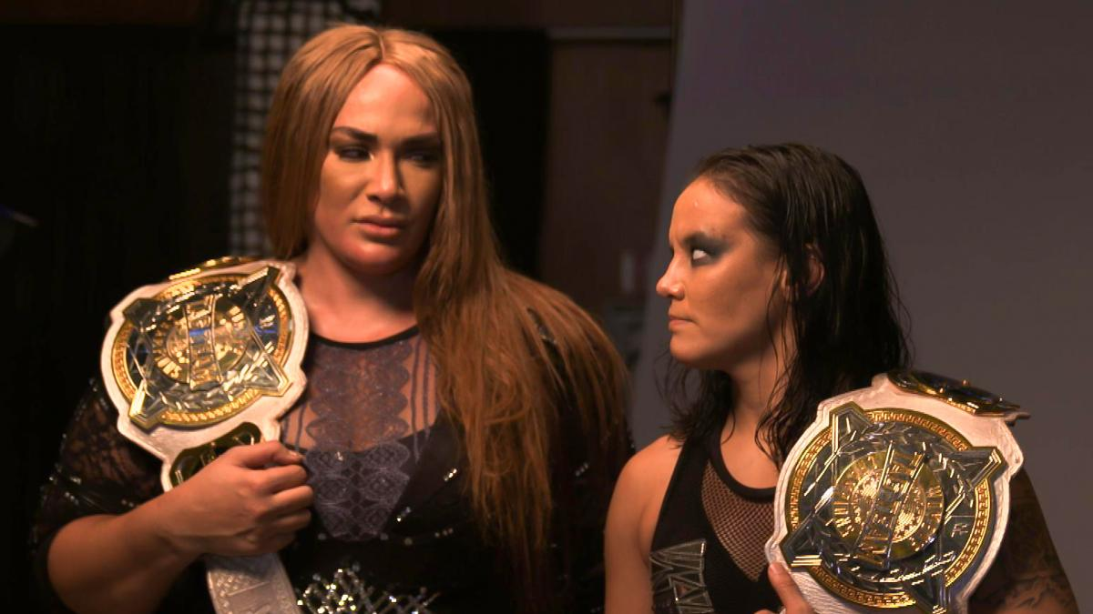 Shayna Baszler and Nia Jax reportedly returning to RAW tonight *Updated* - Diva Dirt