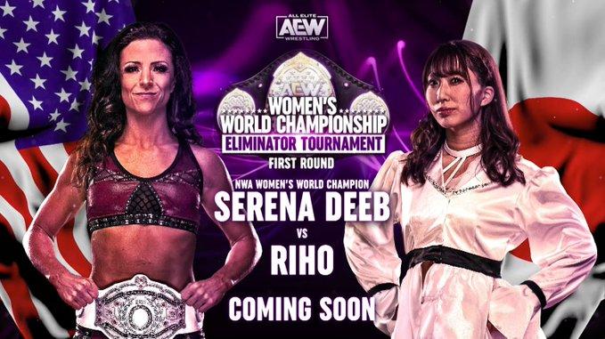 Serena Deeb and Riho