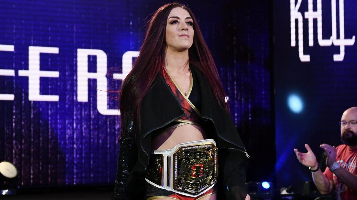 Kay Lee Ray marks 600-days as NXT UK Women's Champion