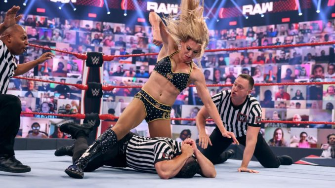 "Latest report on why Charlotte Flair was ""suspended"" following her actions on RAW"