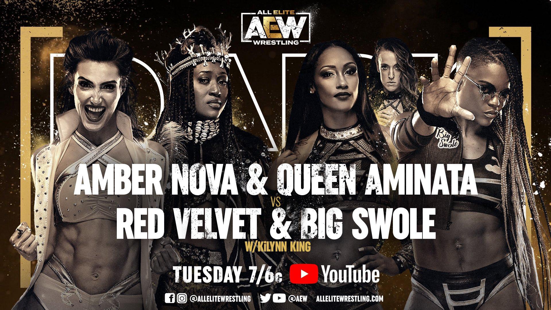 Queen Aminata AEW