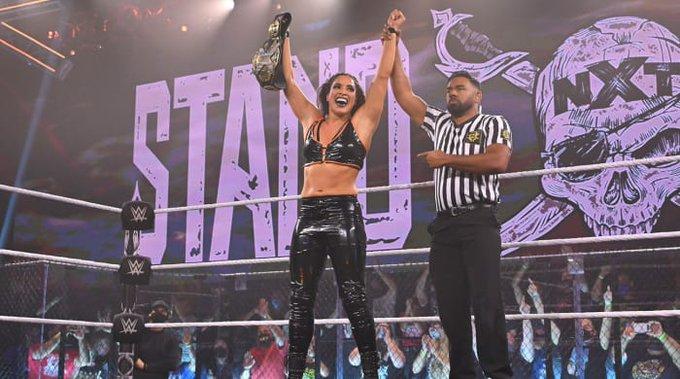 Raquel Gonzalez NXT