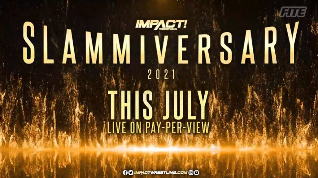 Upcoming Slammiversary event in July teases Mickie James and Chelsea Green