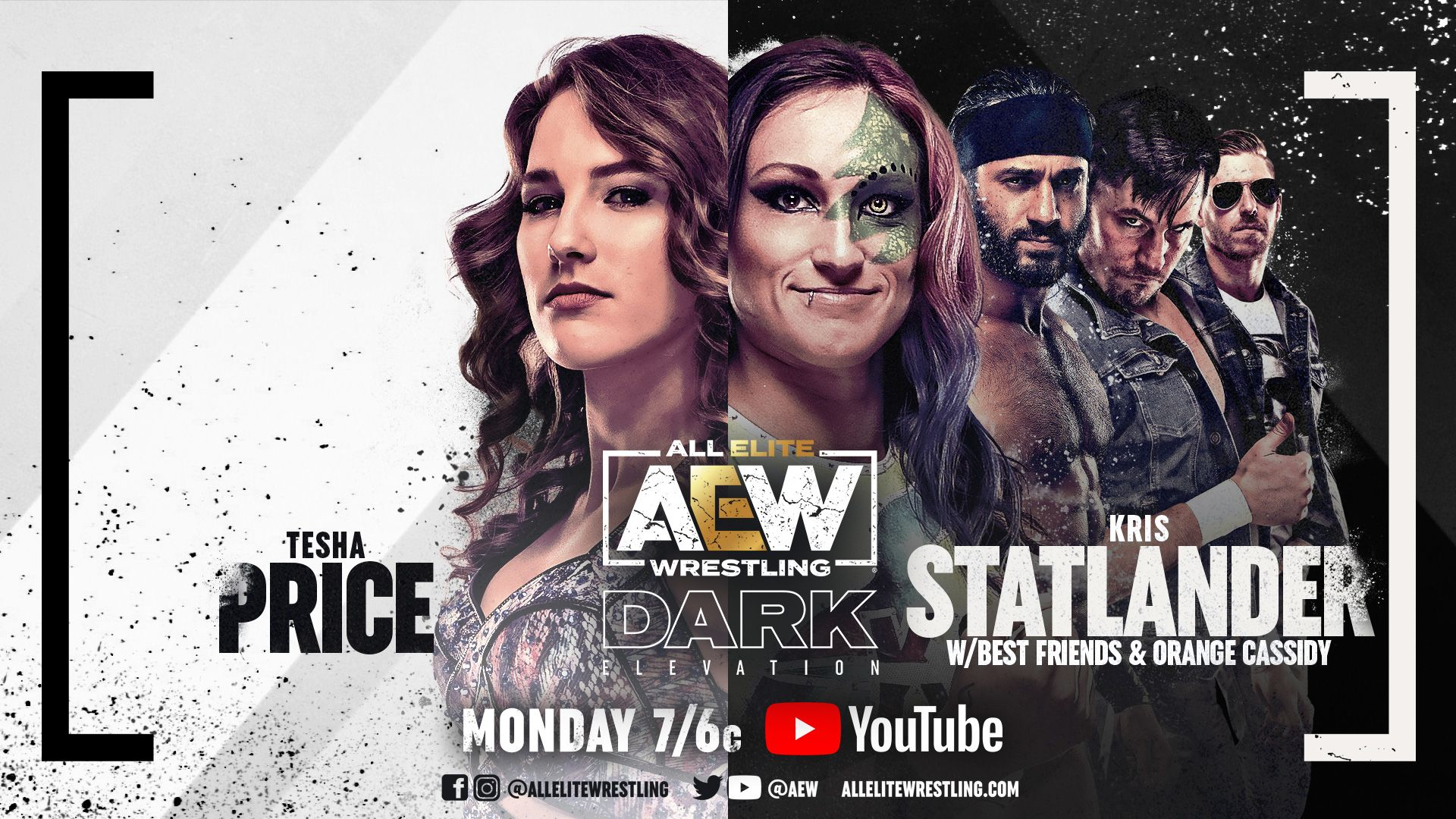 Additional matches added to tonight's Dark Elevation plus Rising Star segment for Leyla Hirsch