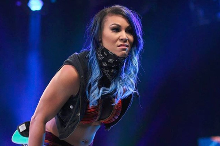 Mia Yim reportedly being moved to the SmackDown brand