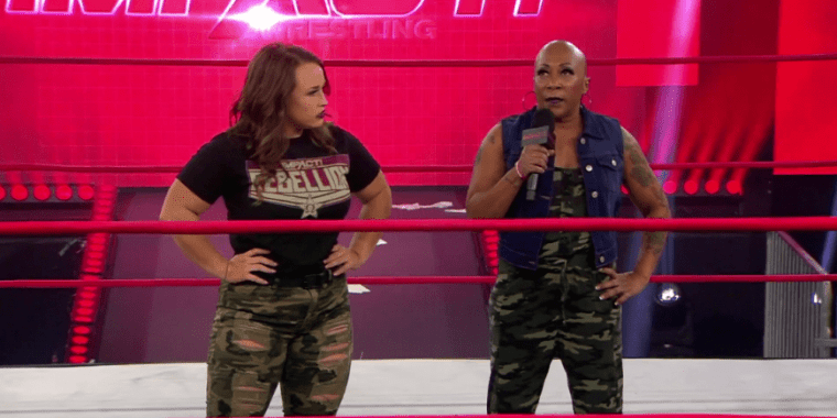 Jazz gives retirement speech and promises to get Jordynne Grace a new tag team partner for Rebellion