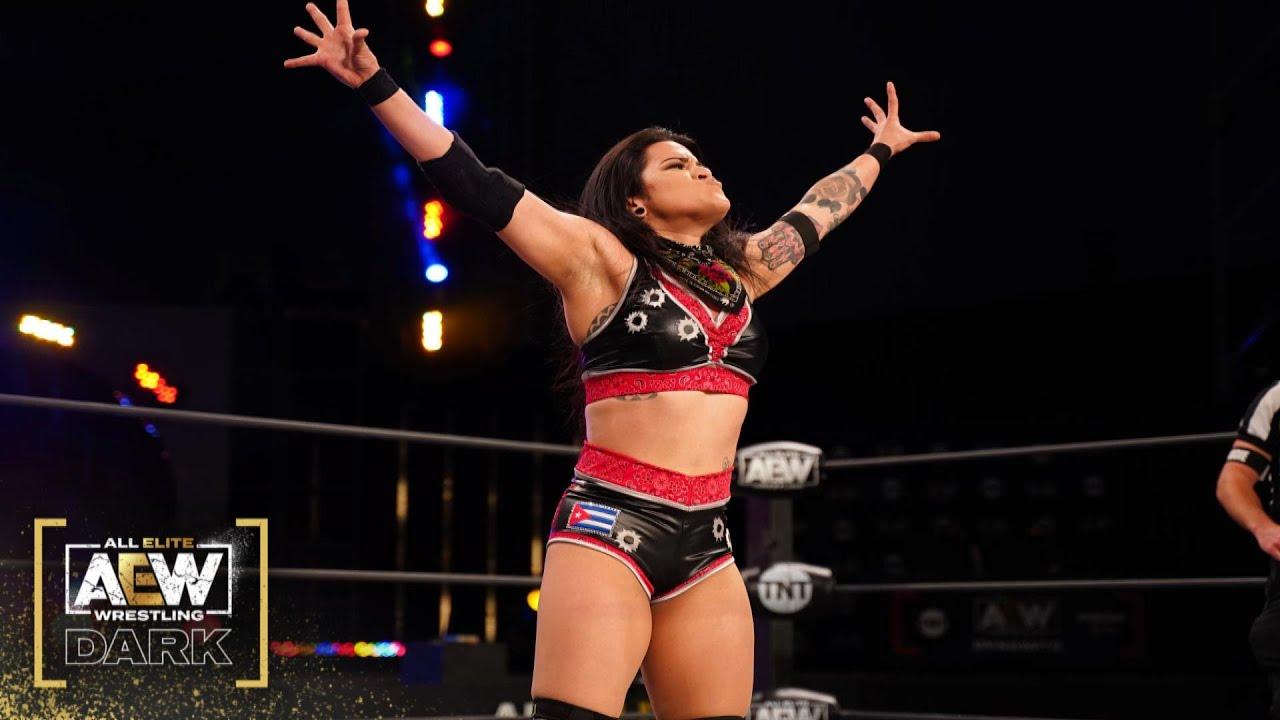 Diamante back to winning ways while the MK Twins impress on AEW Dark