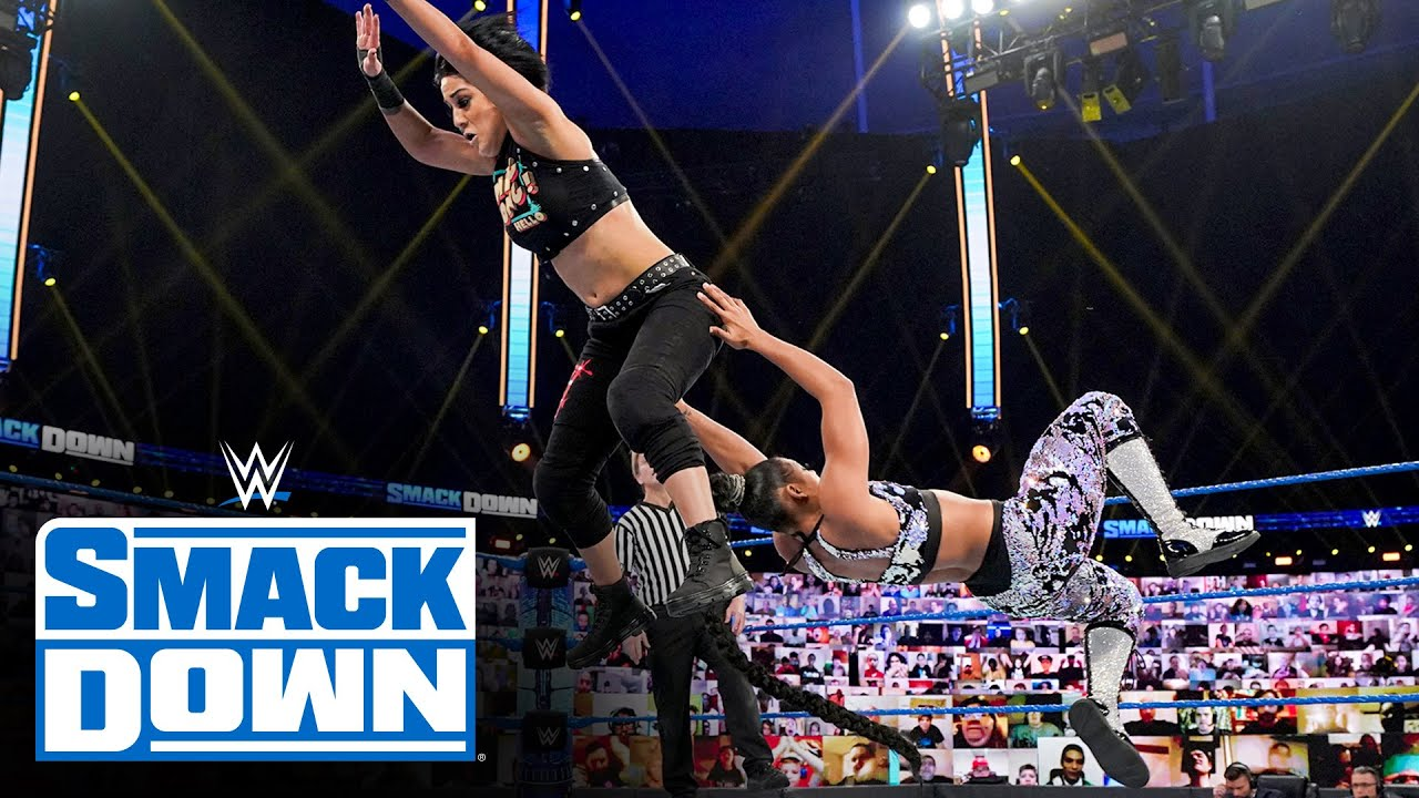 Bayley to face Bianca Belair at WrestleMania Backlash for the SmackDown Women's Title