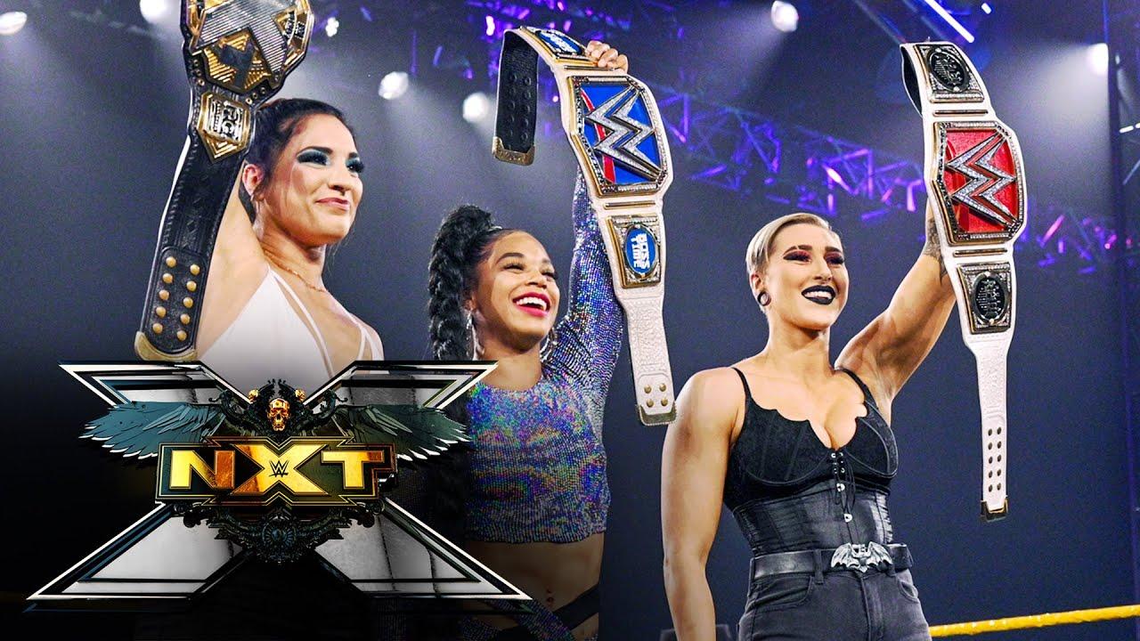 Winners & Losers: NXT 04.13.21